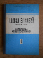 Georgiana Galateanu Farnoaga - Limba engleza. Manual pentru anul IV de studiu