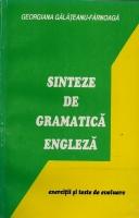 Anticariat: Georgiana Galateanu-Farnoaga - Sinteze de gramatica engleza