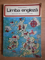 Georgiana Galateanu - Limba engleza. Manual pentru clasa a V-a