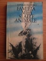 Anticariat: Gerald Durrell - Familia mea si alte animale