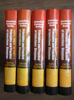 Anticariat: Gerald L. Mandell - Principles and practice of infection and diseases (5 volume)