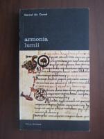 Gerard din Cenad - Armonia lumii