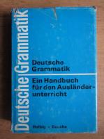 Gerhard Helbig - Deutsche Grammatik
