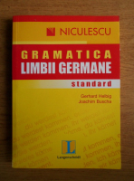 Gerhard Helbig - Gramatica limbii germane standard