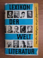 Gerhard Steiner - Lexikon der Weltliteratur