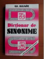 Anticariat: Gh. Bulgar - Dictionar de sinonime