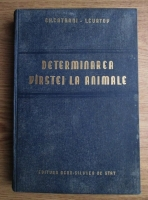 Gh. Catrani - Determinarea varstei la animale