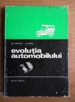 Gh. Fratila - Evolutia automobilului