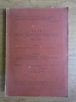 Gh. I. Barca - Teze prezentate facultatii de agronomie pentru obtinerea titlului de doctor inginer agronom (1947)