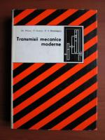 Gh. Miloiu - Transmisii mecanice moderne