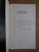 Anticariat: Gh. Popescu Ger - Floreta cenusie (cu autograful autorului)