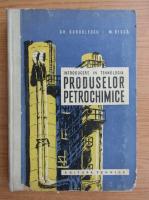 Gh. Surdulescu - Introducere in tehnologia produselor petrochimice