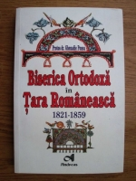 Ghenadie Ponea - Biserica ortodoxa in Tara Romaneasca 1921-1859