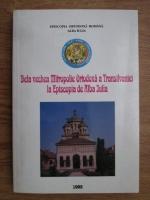 Gheorghe Anghel - De la vechea mitropolie ortodoxa a Transilvaniei la episcopia de Alba Iulia