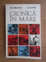 Gheorghe Bejancu - Cronica in mars