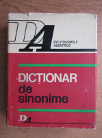 Gheorghe Bulgar - Dictionar de sinonime