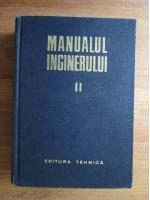 Anticariat: Gheorghe Buzdugan - Manualul inginerului (volumul 2)