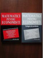 Anticariat: Gheorghe Cenusa - Matematici pentru economisti. Culegere de probleme (2 volume)