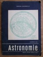 Gheorghe Chis - Astronomie, manual pentru clasa a XII-a