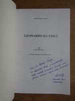 Anticariat: Gheorghe Chita - Leonardo Da Vinci. Mic dictionar ilustrat (cu autograful autorului)