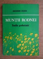 Gheorghe Coldea - Muntii Rodnei. Studiu geobotanic