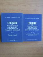 Anticariat: Gheorghe Demetrescu - Lexicon de finante-credit, contabilitate si informatica (2 volume)
