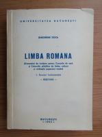 Anticariat: Gheorghe Doca - Limba romana