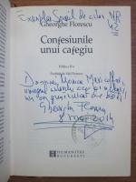 Gheorghe Florescu - Confesiunile unui cafegiu (cu autograful autorului)