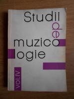 Gheorghe Frica - Studii de muzicologie (volumul 4)