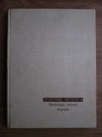 Gheorghe Ghitescu - Anatomie artistica. Morfologia artistica. Expresia (volumul 3)