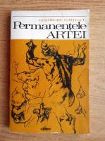 Anticariat: Gheorghe Ghitescu - Permanentele Artei