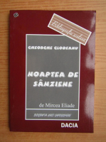 Gheorghe Glodeanu - Noaptea de sanziene de Mircea Eliade