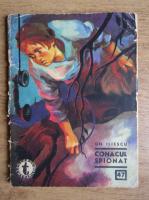 Anticariat: Gheorghe Iliescu - Conacul spionat (Clubul Temerarilor, nr. 47)
