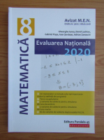 Anticariat: Gheorghe Iurea - Matematica Evaluarea Nationala, 2020