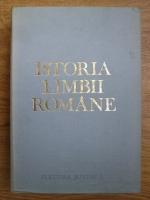 Gheorghe Ivanescu - Istoria limbii romane