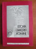 Gheorghe Marin - Istoria cavaleriei romane