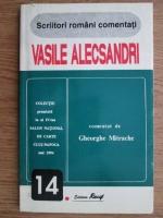 Anticariat: Gheorghe Mitrache - Vasile Alecsandri