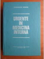 Anticariat: Gheorghe Mogos - Urgente in medicina interna