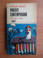 Anticariat: Gheorghe Movila - Poveste contemporana