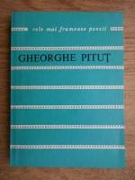 Anticariat: Gheorghe Pitut - Noaptea luminata