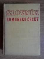 Anticariat: Gheorghe Staca - Dictionar roman-ceh