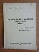 Anticariat: Gheorghe Stefan - Istoria veche a Romaniei (volumul 2)