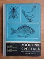 Gheorghe Stefanescu - Zootehnnie speciala