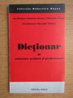 Anticariat: Gheorghe Tomsa - Dictionar de orientare scolara si profesionala