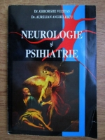 Anticariat: Gheorghe Vuzitas, Aurelian Anghelescu - Neurologie si psihiatrie, manual