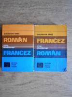 Anticariat: Gheorghina Hanes - Mic dictionar roman-francez, francez-roman (2 volume)