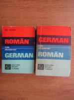 Anticariat: Gheorghina Hanes - Mic dictionar roman-german si german-roman