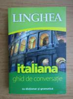 Anticariat: Ghid de conversatie italiana