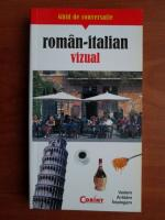 Anticariat: Ghid de conversatie roman-italian vizual