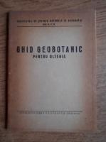 Ghid geobotanic pentru Oltenia